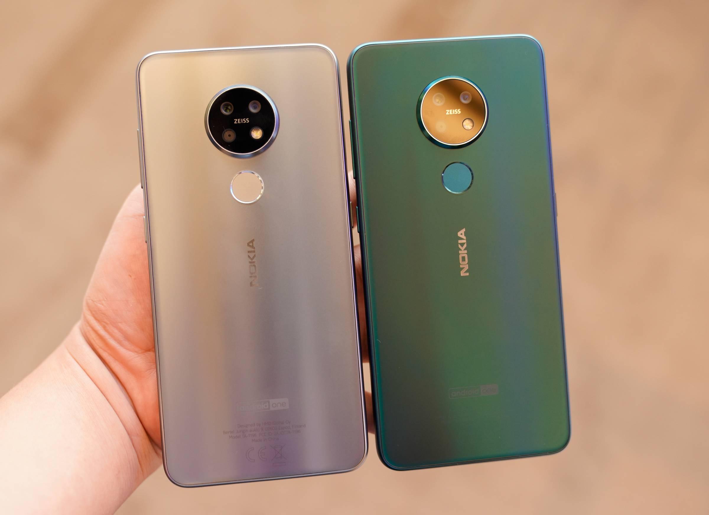 Nokia 7.2 chính thức được cập nhật lên Android 10