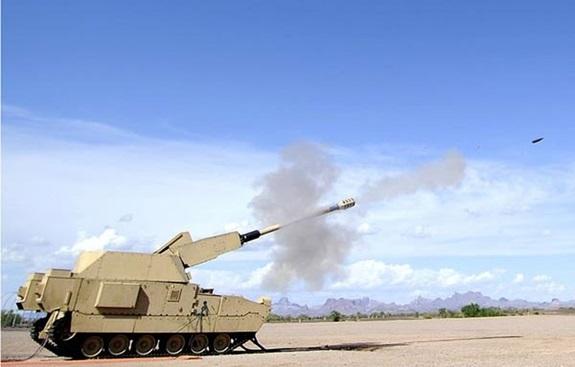 Đại bác tầm siêu xa -Tương lai của pháo binh Mỹ?
