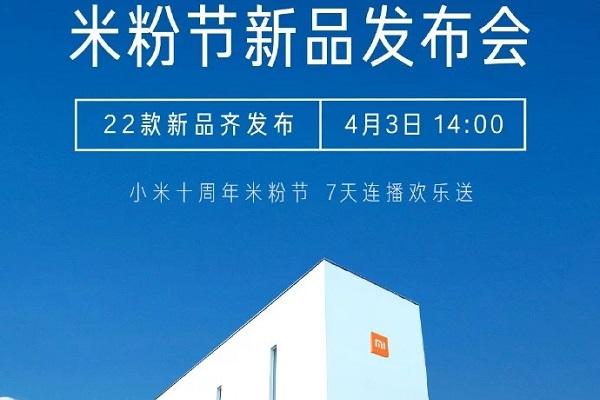 Xiaomi công bố 22 sản phẩm mới kỷ niệm 10 năm thành lập
