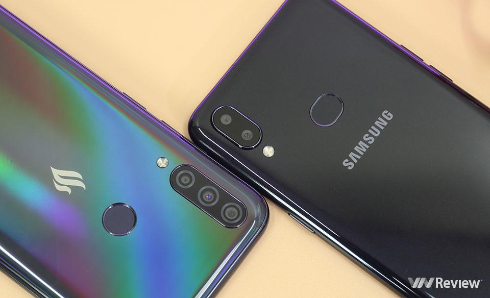 Tầm giá hơn 3 triệu đồng: Tôi nên mua Vsmart Joy 3 hay Galaxy A10s?
