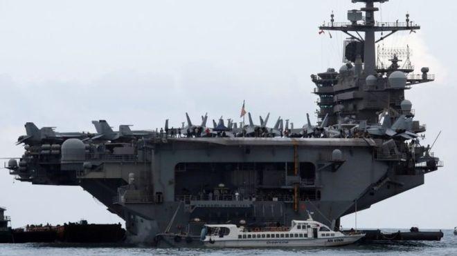 Chỉ huy hàng không mẫu hạm Mỹ kêu cứu vì Covid-19