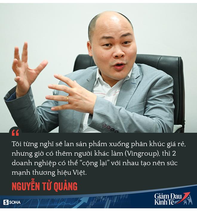 CEO Nguyễn Tử Quảng ra mắt Bphone 4 khi toàn xã hội bị cách ly