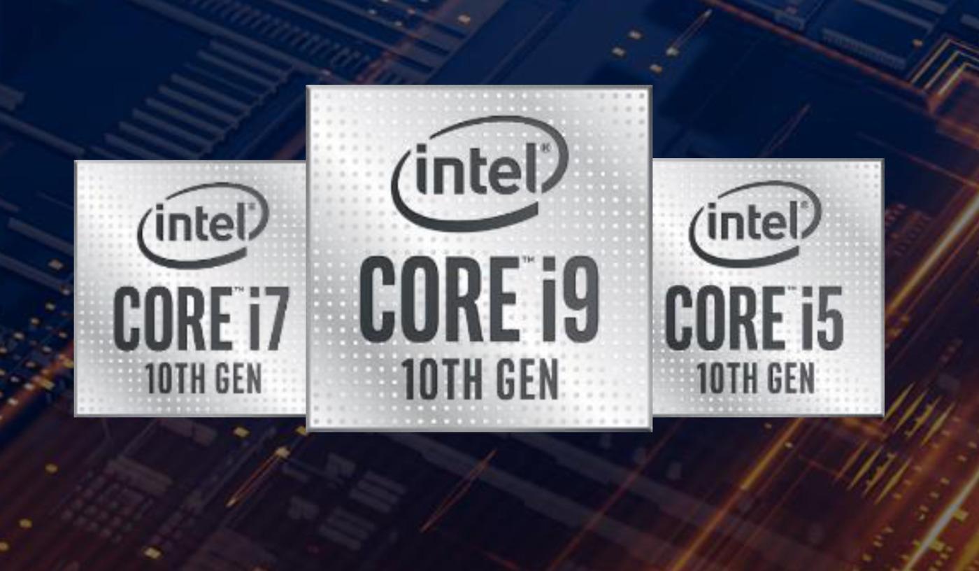 Intel ra mắt thêm CPU Comet Lake thế hệ thứ 10, xung nhịp lên đến 5,0 GHz cho laptop