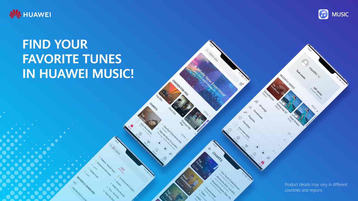 Huawei tuyên bố dịch vụ streaming nhạc có 160 triệu người dùng tích cực hàng tháng