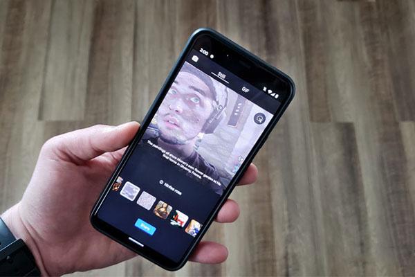 Ứng dụng Google biến ảnh chụp thành ảnh nghệ thuật