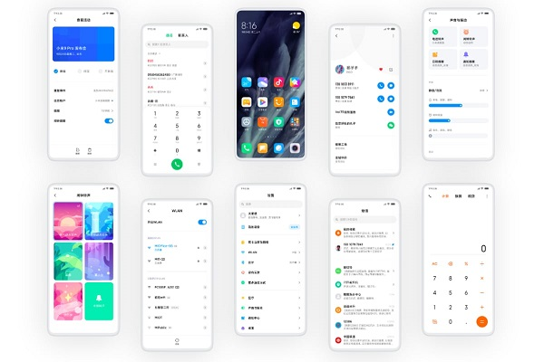 Giao diện MIUI 12 sắp tới của Xiaomi sẽ giống với iOS hơn bao giờ hết