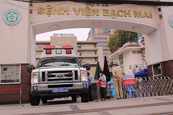 Công an huyện Đại Từ điều tra khai báo y tế gian dối của bệnh nhân thứ 178
