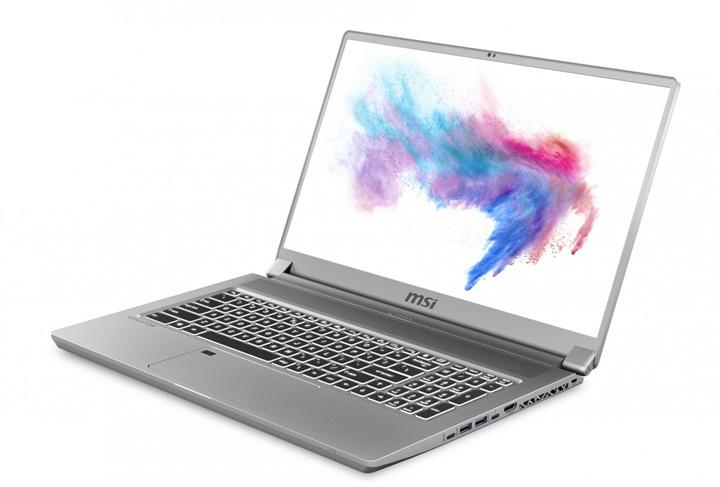 MSI, Acer công bố laptop sử dụng phần cứng mới của Intel, Nvidia