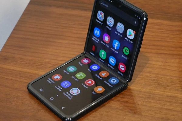 Samsung Electronics muốn tự tay sản xuất màn hình gập, không xài hàng Samsung Display