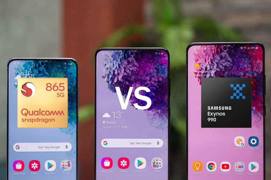 Exynos 990 bị chỉ trích vì thua kém Snapdragon 865, Samsung nói gì?