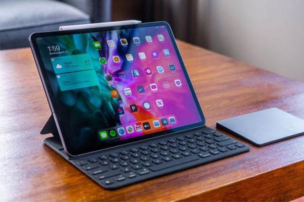 iPad Pro 2020 có thể ngắt micro khi đóng vỏ máy