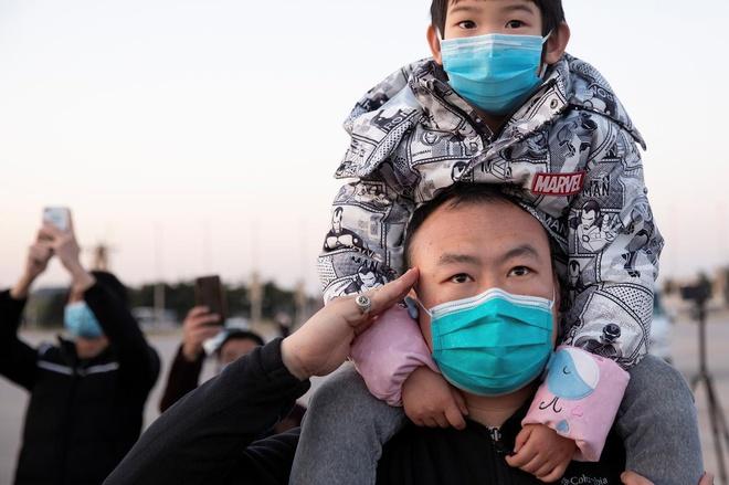 Số ca nhiễm không triệu chứng ở Trung Quốc tiếp tục tăng