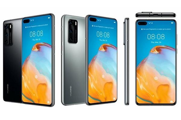 Huawei P40 có thể được sử dụng như một micro chuyên dụng