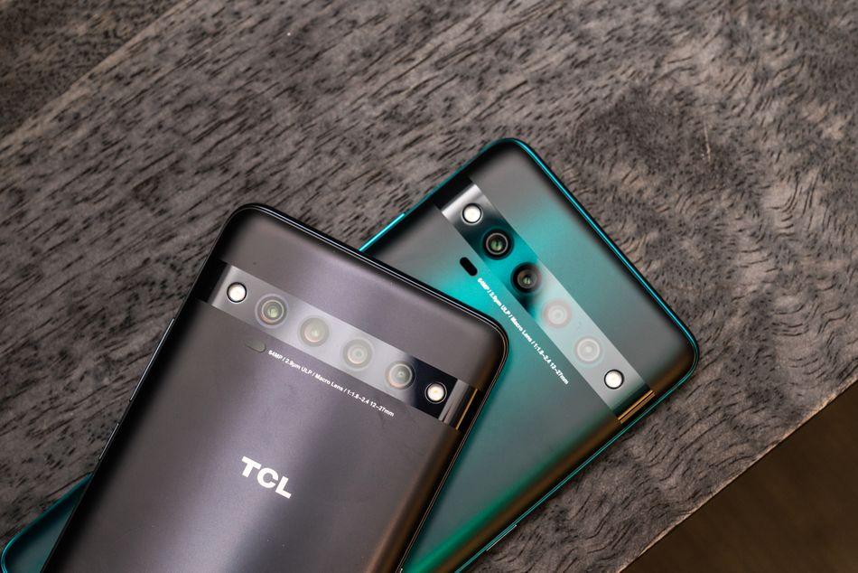 TCL tham gia vào thị trường smartphone với dòng thiết bị của riêng mình
