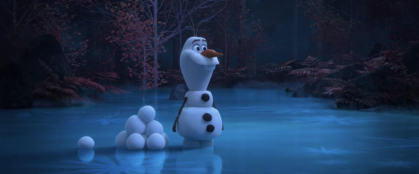 Loạt phim ngắn Frozen siêu đáng yêu được sản xuất... tại nhà