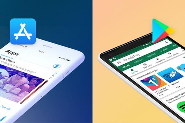 Doanh thu App Store và Play Store Q1/2020 tăng mạnh