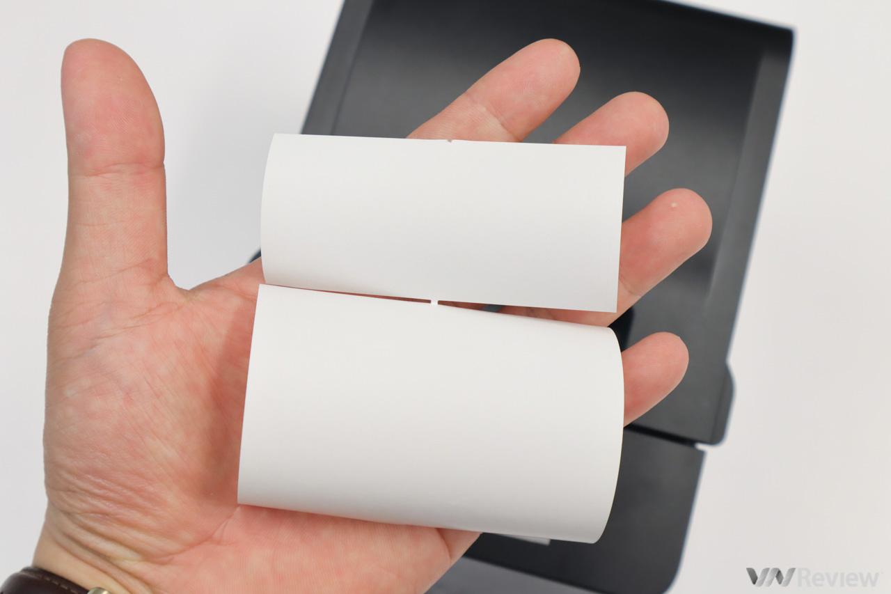 Đánh giá máy in hóa đơn Epson TM-T81III và TM-T82III: nhỏ gọn, in nhanh, tiết kiệm giấy