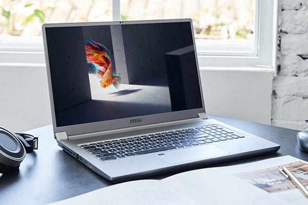 MSI ra mắt laptop màn hình Mini LED trước Apple, giá 1800 USD
