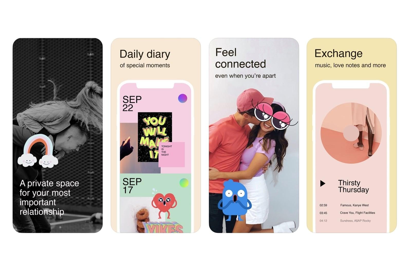 Facebook ra mắt ứng dụng mới dành riêng cho các cặp đôi trò chuyện với nhau