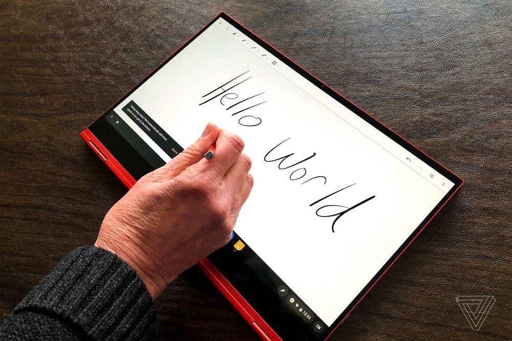 Chrome OS được bổ sung thao tác điều hướng cử chỉ tương tự iPad Pro