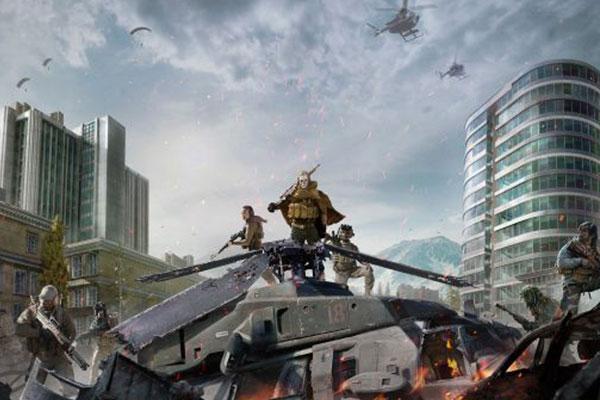 Call of Duty: Warzone thêm chế độ chơi squad 4 người