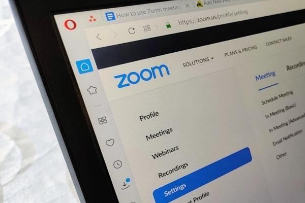 Sau Mỹ, đến lượt Đài Loan cấm sử dụng Zoom