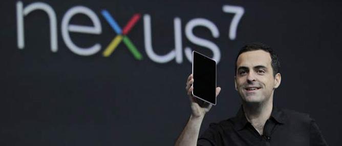 Đánh giá máy tính bảng Google Nexus 7