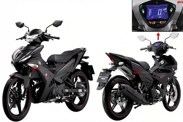 Yamaha Exciter hoàn toàn mới ra mắt trong năm nay?