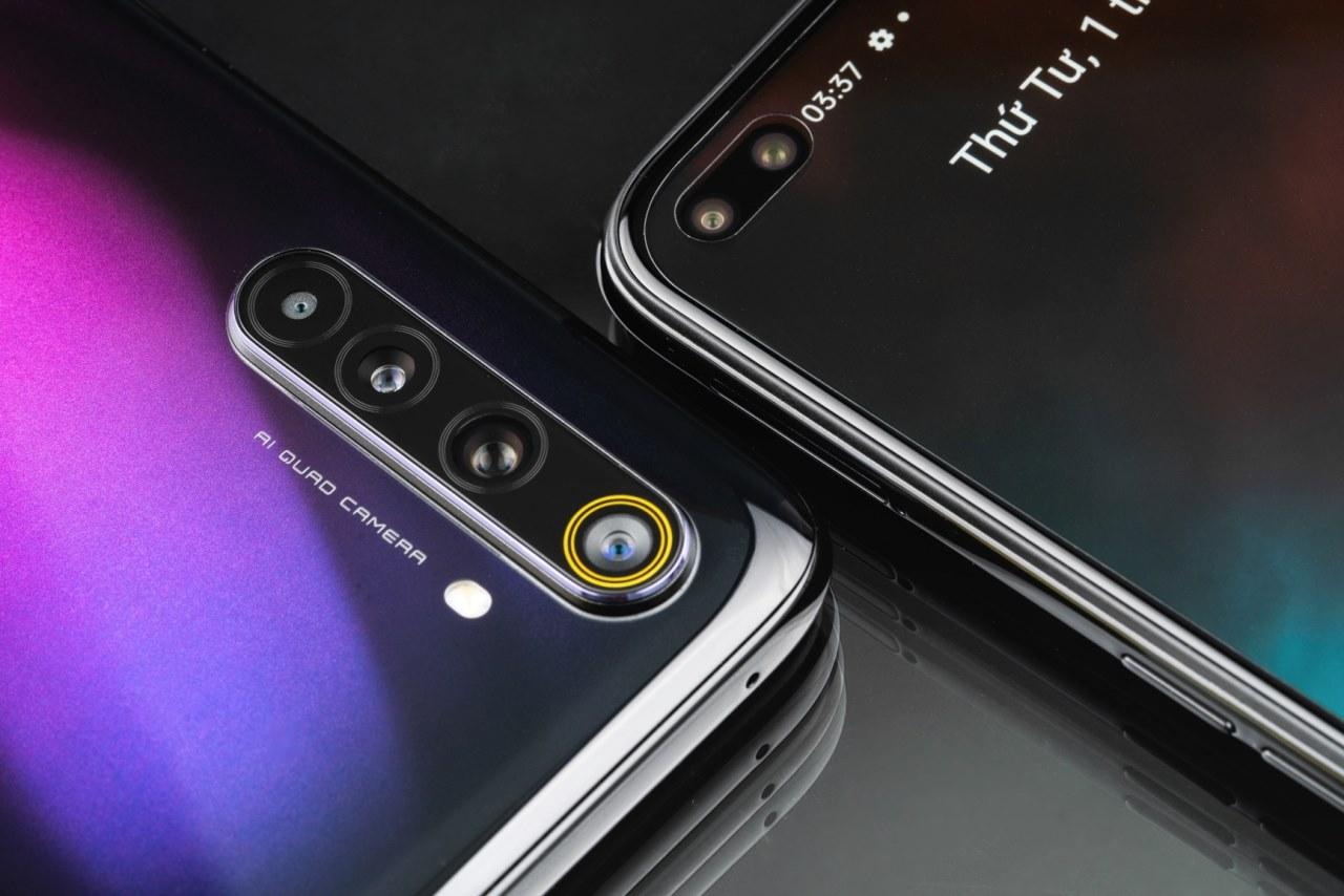 Realme 6 Pro lên kệ tại Việt Nam: màn hình