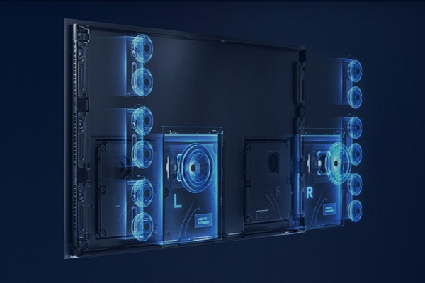 TV OLED Huawei đầu tiên ra mắt, 65 inch giá hơn 82 triệu đồng