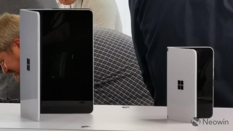 Surface Neo và hệ điều hành Windows 10X có thể bị hoãn đến năm sau