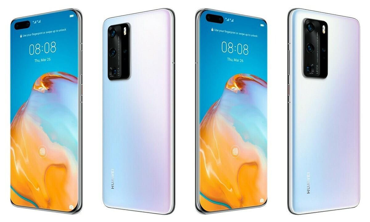 Huawei P40 và P40 Pro sẽ ra mắt tại Việt Nam vào 21/4 tới dù không có Google