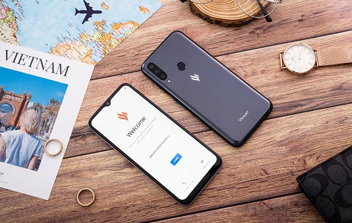 VinSmart vươn lên đứng top 3 thị phần smartphone Việt Nam, chiếm 16,7% tháng 3/2020