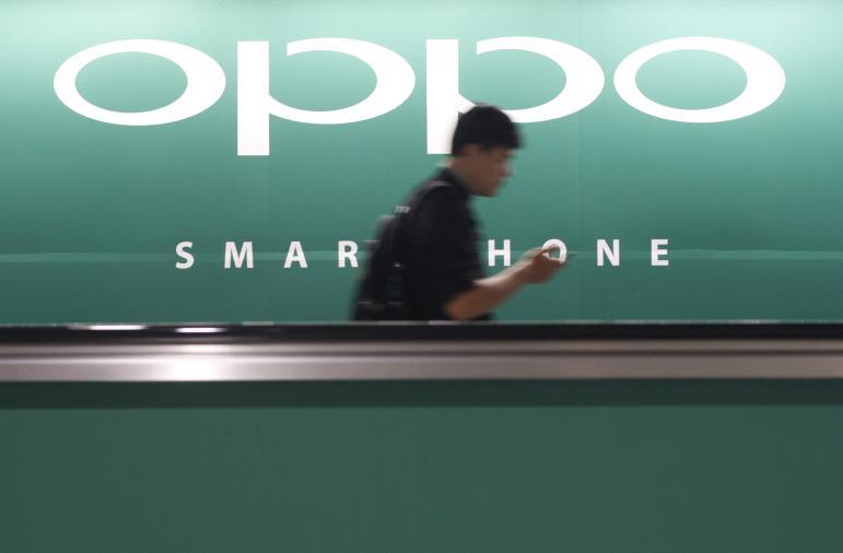 Sharp kiện Oppo, muốn cấm bán điện thoại ở Đài Loan