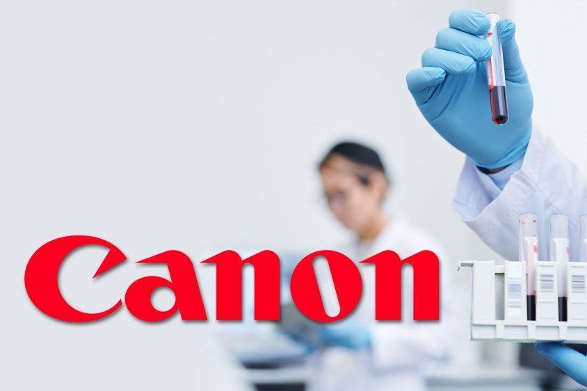 Canon tuyên bố phát triển thành công bộ xét nghiệm nhanh Covid-19 chỉ trong 10 phút, có thể ứng dụng thực tiễn trên diện rộng
