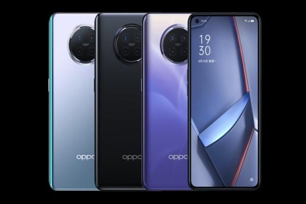 Oppo Ace2 ra mắt: Snapdragon 865, 4 camera, sạc 40W