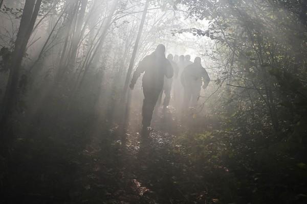 Chống dịch phiên bản sáng tạo của người Nga: Vào trong rừng sống để trốn dịch Covid-19
