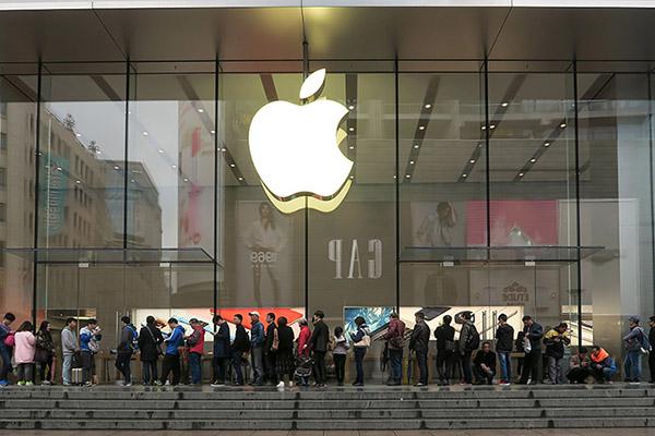 Doanh số iPhone ở Trung Quốc khởi sắc với 2,5 triệu máy được bán trong tháng 3