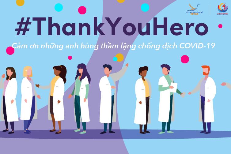 TikTok phát động chiến dịch #ThankYouHero, gửi lời tri ân đến đội ngũ y, bác sĩ và cán bộ y tế tại Việt Nam