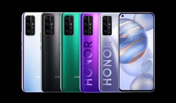 Honor 30 và 30 Pro ra mắt với màn hình OLED và camera tiềm vọng