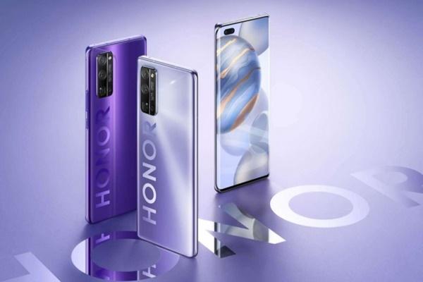 Honor 30 và 30 Pro dùng màn hình OLED đục lỗ giá từ 10 triệu đồng