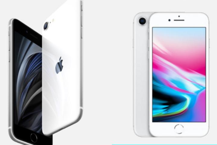 iPhone SE 2020 và iPhone 8 khác nhau như thế nào?