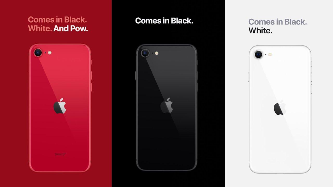 Cận cảnh iPhone SE 2020: Chip Apple A13 Bionic, thiết kế iPhone 8, giá từ 9,6 triệu đồng