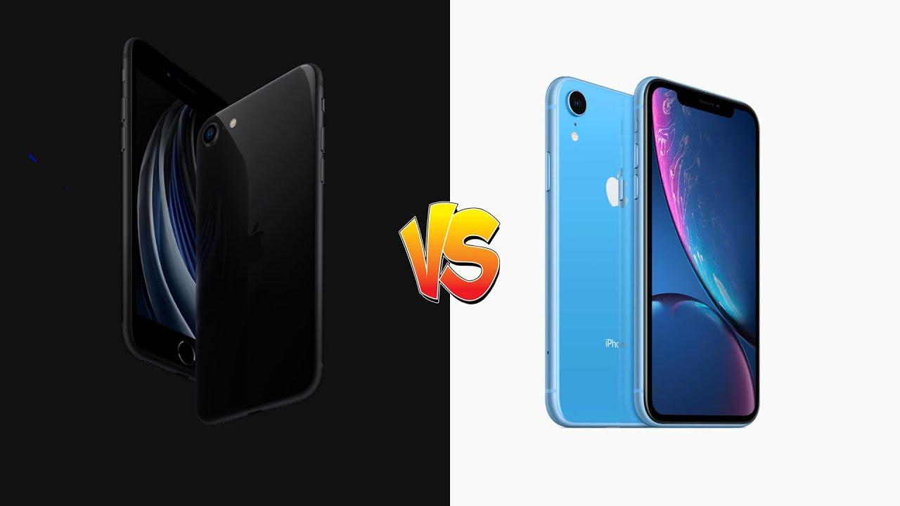 iPhone SE 2020 vs iPhone Xr - So sánh nhanh sự khác biệt về cấu hình