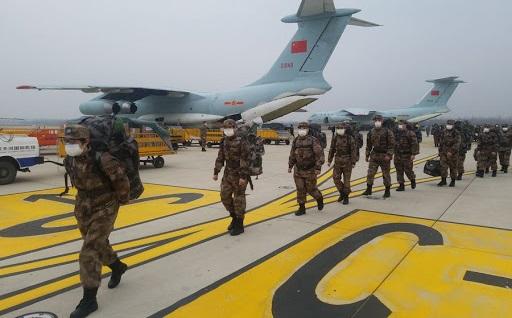 Mỹ nghi ngờ tuyên bố quân đội Trung Quốc không có ca dương tính Covid-19