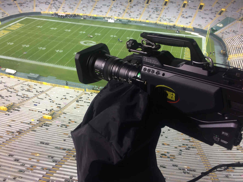 Fujifilm ra mắt ống kính quay truyền hình 8K, tiêu cự 1000mm