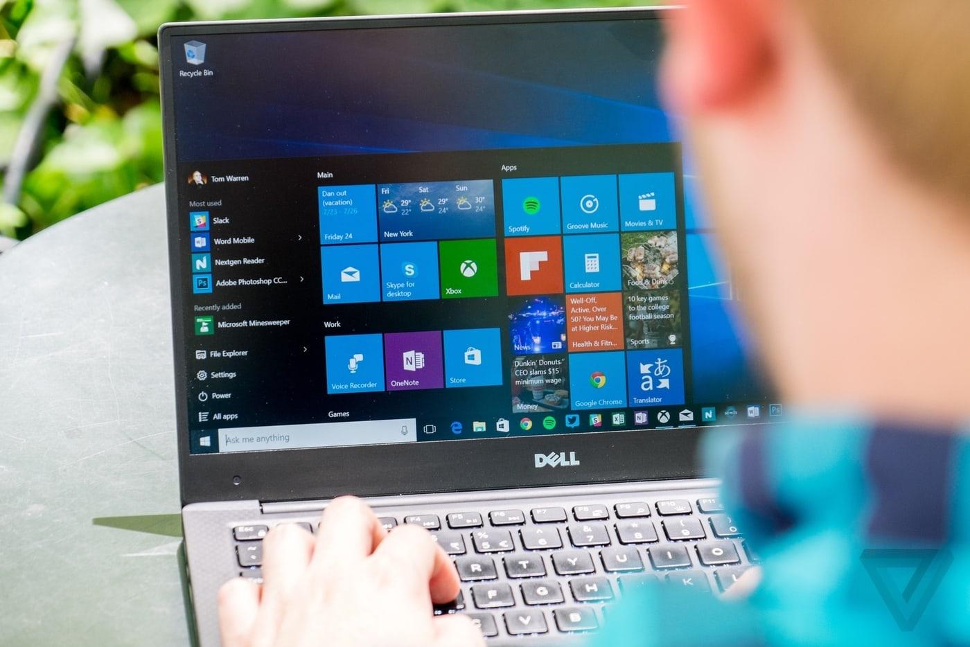Microsoft phát hành bản cập nhật Windows 10 tháng 5-2020 chính thức cho người dùng thử nghiệm