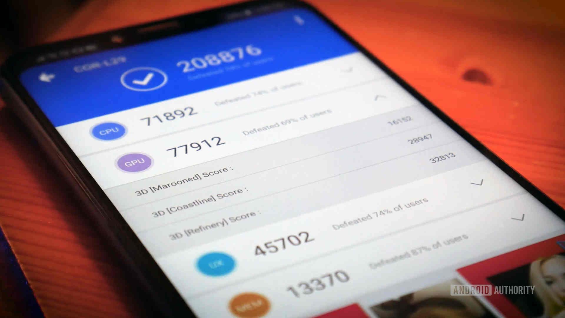 50 smartphone bị gỡ kết quả chấm hiệu năng vì scandal gian lận điểm số
