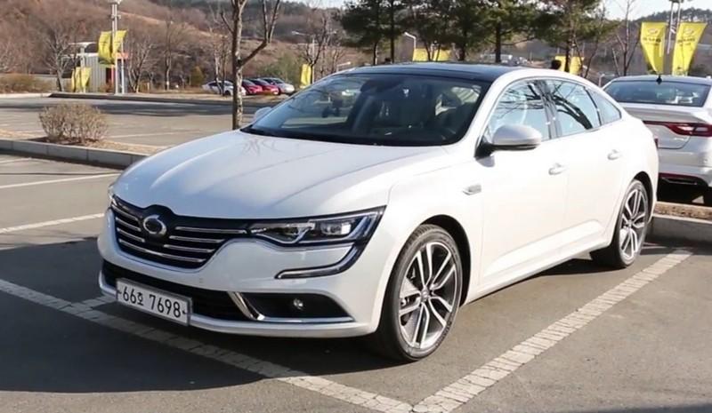 """Hãng xe Renault có thể loại bỏ thương hiệu """"Samsung"""" ra khỏi tên công ty con?"""