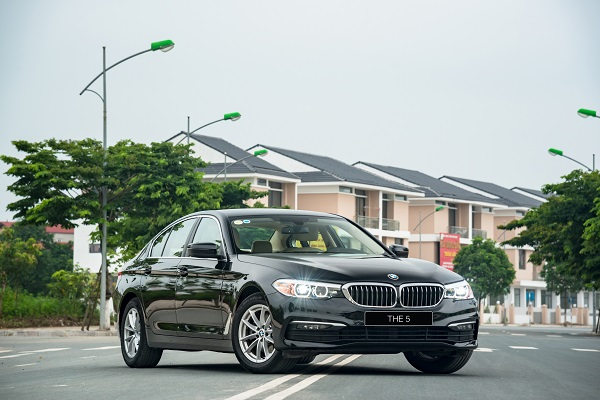Loạt xe BMW ra mắt trực tuyến ngày 22/4 tại Việt Nam